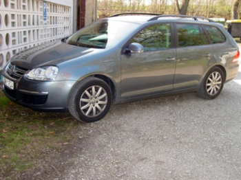 VW Golf V Variant