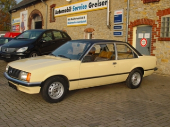 OPEL RECORD BJ: 1978